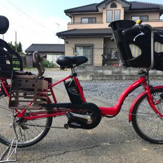 4-20 電動自転車 パナソニック ギュット 20インチ