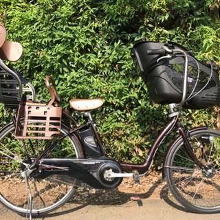 6-90 電動自転車 パナソニック ギュット