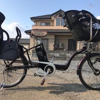 8-14 電動自転車 パナソニック ギュット 20インチ