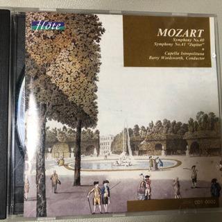 モーツァルト  交響曲第40番ト短調k.550