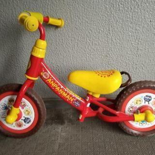 アンパンマンちゃりんくる キッズバイク バランスバイク