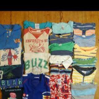 【まとめ売り】Tシャツ20枚  80~90