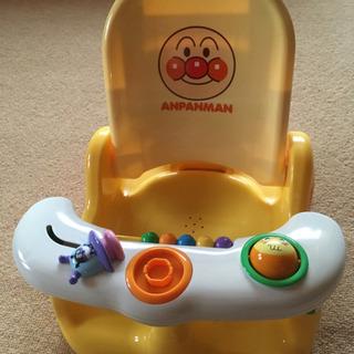アンパンマン お風呂チェアーの画像