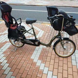 3人乗り自転車 子乗せ マルイシ FRACKERS