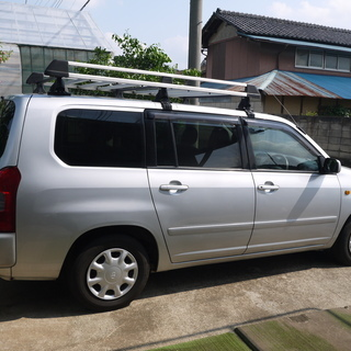 トヨタプロボックスステーションワゴン特別仕様車F車検長い令和3年1月