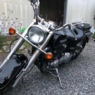 ドラッグスター400 黒