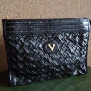 ヴィンテージ★MARIO VALENTINO★セカンドバッグ