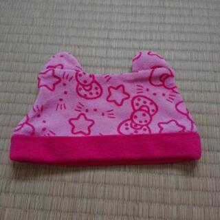 乳幼児用の帽子