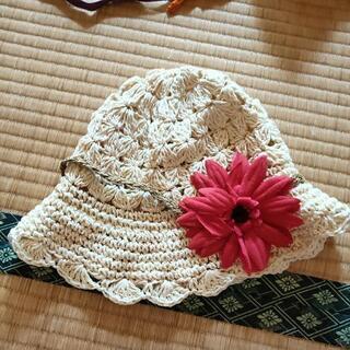 夏用帽子M
