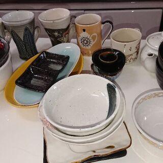 お皿やチョコフォンデュやミキサー