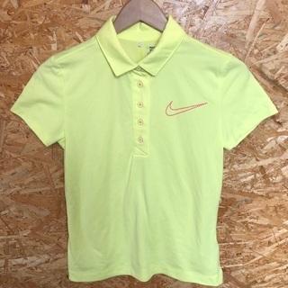 NIKEGOLF (ポロシャツ ワンポイントロゴ)