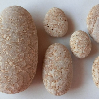 ●稀少●「形の良い!きれいな卵形・楕円形の」姫川薬石●新潟県糸魚...