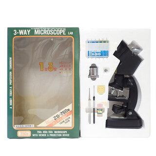 CA198 3Way マイクロスコープ スーパースター ZS-7...