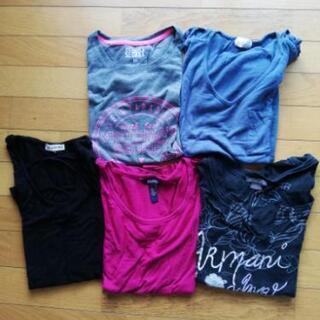 Tシャツ 5枚
