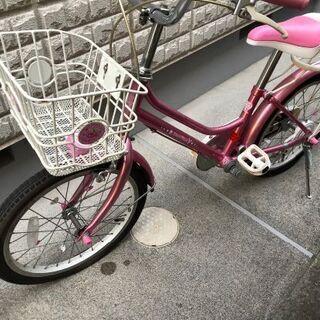 子供自転車 メゾピアノ 18インチ