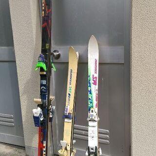 あげます。スキー板&スキーブーツ