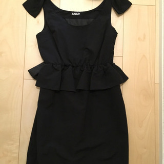 ANAP 黒ドレス