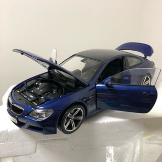 BMW M6 1/18 ミニカー