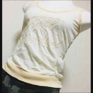 【DOUBLE STANDARD CLOTHING】タンクトップ...