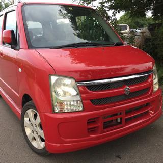 コミコミ18万円、ワゴンRリミテッド、低走行3万キロ、車検…