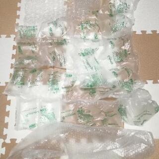 プチプチ 空気が入っている梱包資材