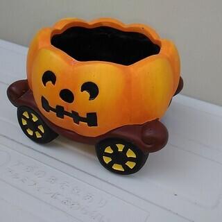 ハロウィン パンプキン フラワーポット かぼちゃ 花瓶 鉢…