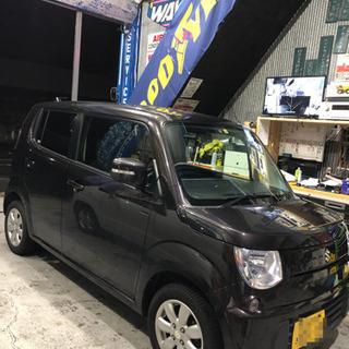 スズキ MRワゴン ターボ‼️車検受け立て令和3年8月まで…