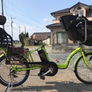8-88 電動自転車 パナソニック 13アンペア 20インチ ギュット