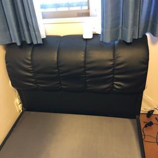 シングルベッドフレームです。
