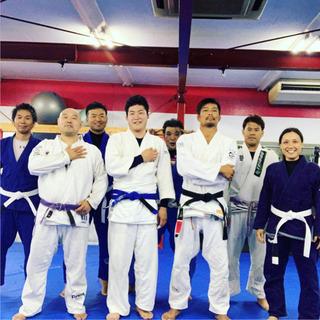 愛知県一宮市で格闘技!
