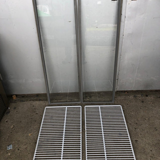 ホシザキ 冷蔵ショーケースssb-70ct1  ガラス扉2…