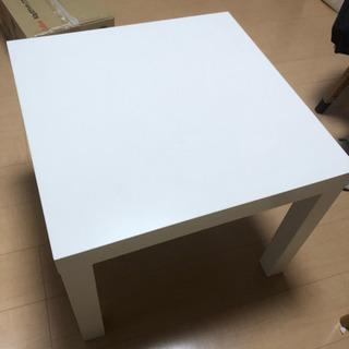 【激安】白テーブル