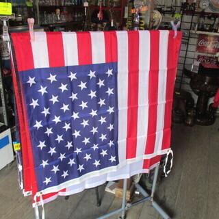 【大量仕入れ!】アメリカンなフラッグ・国旗やコカコーラとマーキュ...