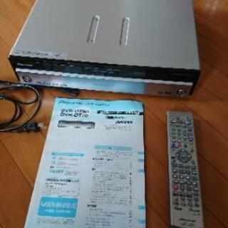 パイオニア DVDレコーダー DVR-DT90