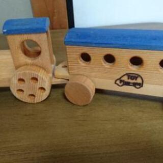 手作り木のおもちゃその2