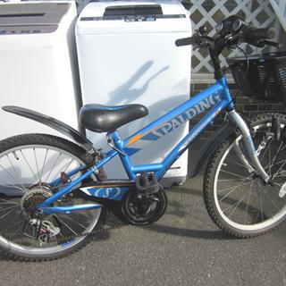 札幌 整備済 22インチ 子供自転車 キッズ スポルディング 6...