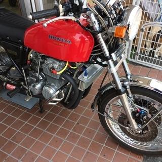 HONDA CB400F (4in1) 昭和の名車 旧車バイク高...