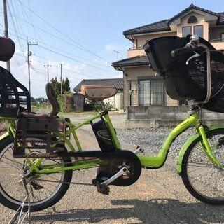 P8電動自転車S88S パナソニック13アンペア 20インチ ギュット