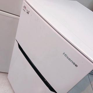 【駅近】2017年製 Hisenseの2ドア冷蔵庫!【トレファク南柏】