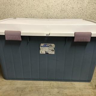 プラスチック製 大型 収納ボックス 120L 道具箱 プラケース...