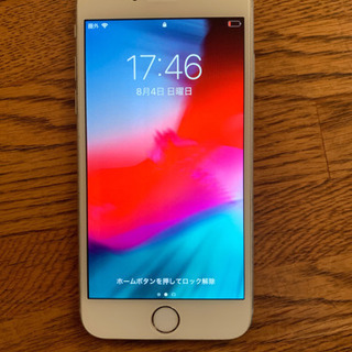 iPhone6s 64G auキャリア