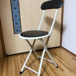 ニトリ 折りたたみパイプ椅子