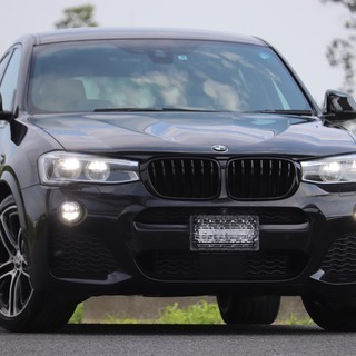 BMW X4 xDrive 35i Mスポーツ 3Dデザイン車高...