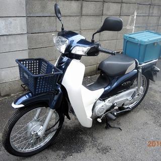 スーパーカブ110・角目・2012年・FIインジェクション・低走...