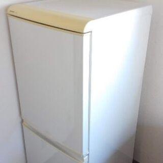 2ドア冷蔵庫売ります