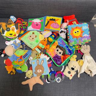 【ネット決済】大量 おもちゃ本セット 赤ちゃん用 絵本