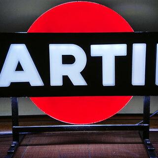新品未使用 ◆MARTINI ロゴ LED サイン◇マルティーニ...