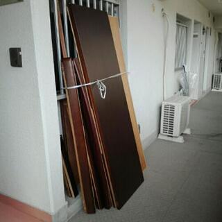 材木 端材 化粧板 パネル板 ベニア