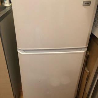 HAIERの冷蔵庫