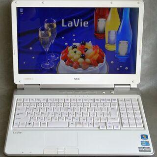 【値下げ】NEC LaVie LL350/W [Corei5 M...